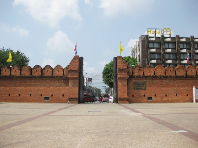 The City Walls and The City Gates