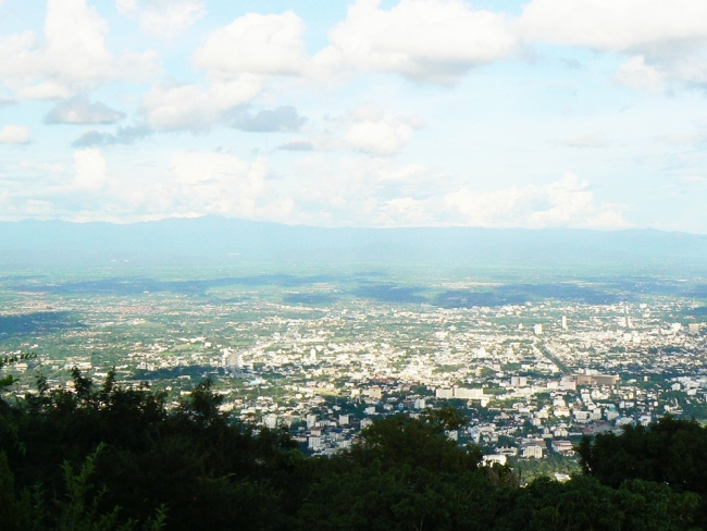 Chiang mai The Capital Of Lanna , The rose  of  the North region