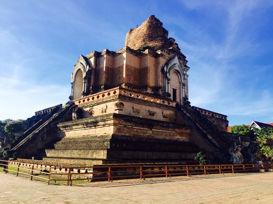 Wat Chedi Lauang or The Grand Pagoda Temple