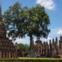 3 Days 2 Nights Chiangmai + Sukhothai + Phitsanulok.