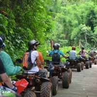 ATV Riding + White Water Rafting