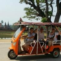 8 Days 7 Nights Bangkok + Phitsanuloke + Lampang + Chiang Mai + Chiang Rai + Chiang Mai Tours Around Trip.