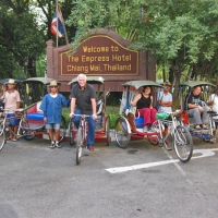 Private Half Day  Chiang Mai Local life Style