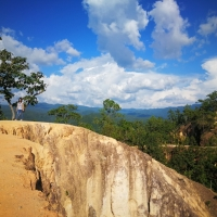 Private 7 Days Chiang Rai + Thaton + Pai + Chiang Mai Tours Around the north