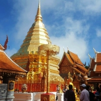 5 Days 4 Nights Chiang Mai to Bangkok Tour.